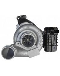 Turbo 3.0 CRD V6 218cv