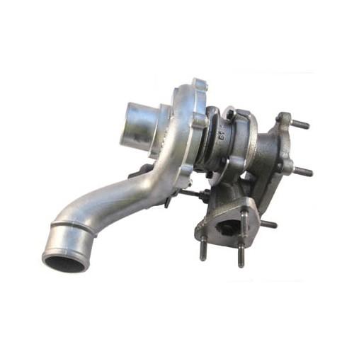 Turbo 2.2 dCi L1H1 Fourgon 90cv