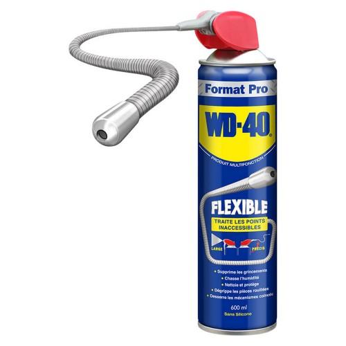 WD-40 - aérosol de 600 ml - flexible