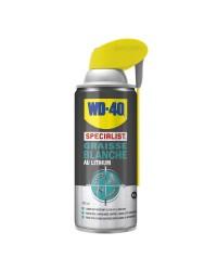 WD-40 - spécialist graisse blanche lithium - aérosol de 400 ml