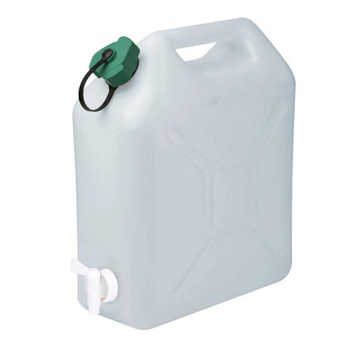 Jerrican alimentaire avec robinet - 10 litres