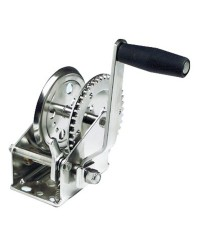 Treuil manuel inox - 384 kg - tambour de 50 mm