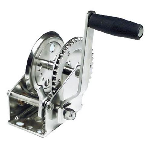 Treuil manuel inox - 727 kg - tambour de 50 mm