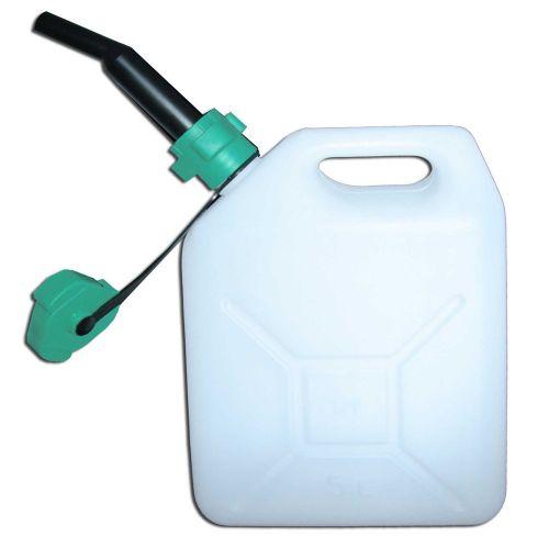 Jerrican eau avec bec verseur - 5 litres