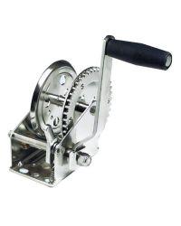 Treuil manuel inox - 900 kg - tambour de 50 mm