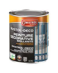 Antirouille RUSTOL-DECO - blanc pur - 0.75 L