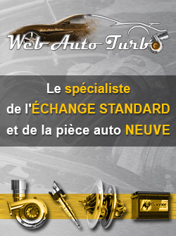 Le spécialiste de l'échange standard et de la pièce auto neuve